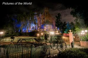 Haunted Mansion photo, Haunted Mansions, Disney's Haunted Mansion in Florida