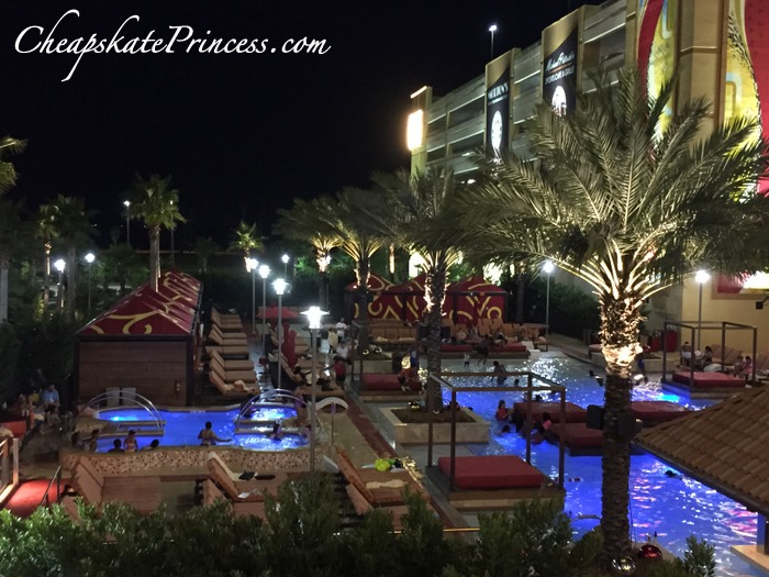 Gulden Nugget Casino new pool