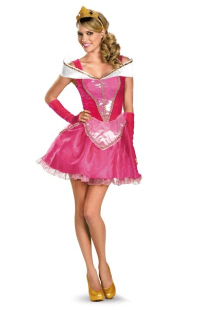 Disney princess adult woman's costume