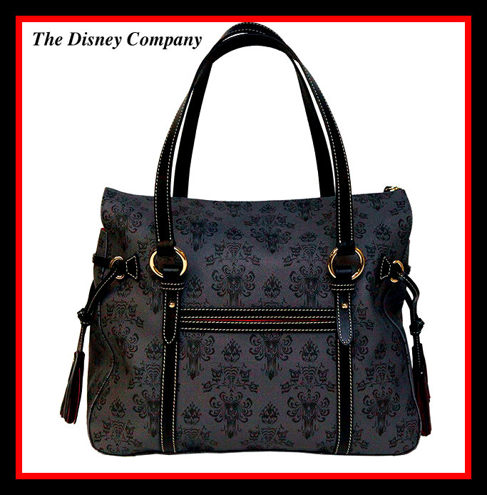 Haunted Mansion purse