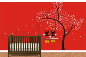 decorate a baby';s room with Disney, Mickey Mouse baby room decorations, Minnie Mouse baby room decorations