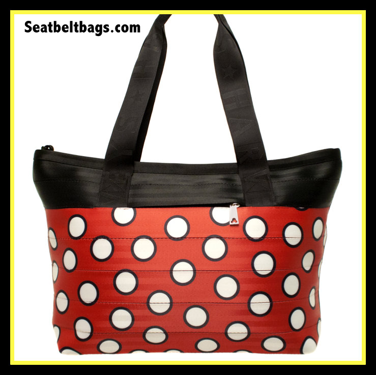 Minnie Mouse Disney seatbeltbags.com