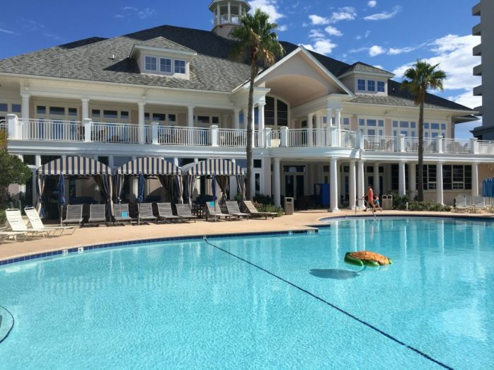 Clubhouse at the Gulf Shores Beach Club