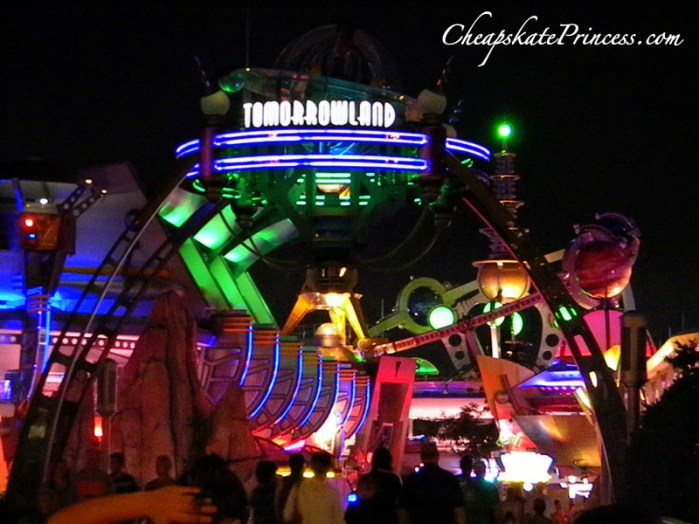 Tomorrowland Area music