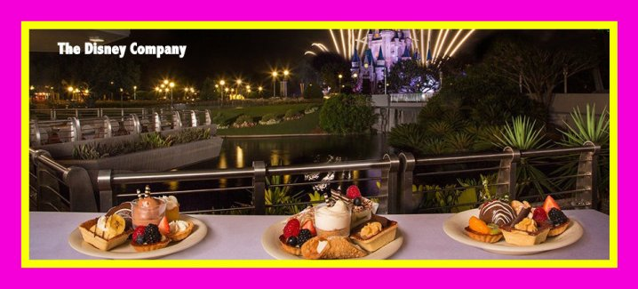 the cost of the Tomorrowland Fireworks Dessert party