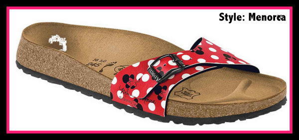 Birki's Menorca Minnie sandals
