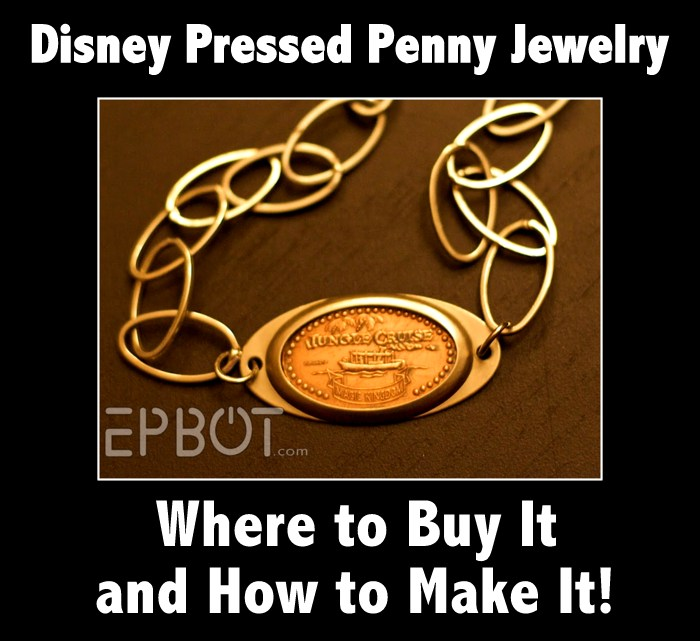 make pressed penny jewelry instructions