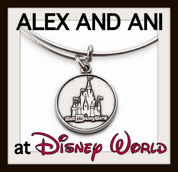 Where to buy Alex and Ani at Walt Disney World