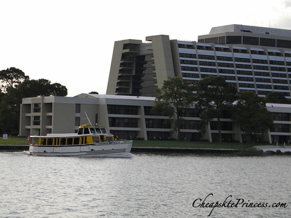 ride to Wilderness from Contemporary Resort