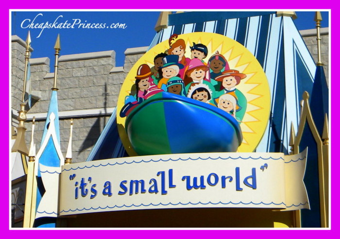 should kids miss school for Disney vacations