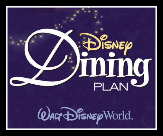 information on the Disney Dining Plan
