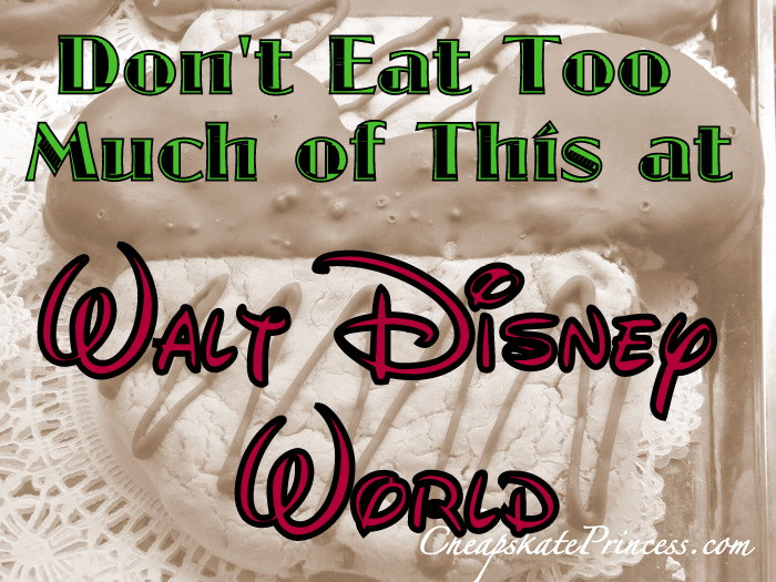 how to save money on food at Disney parks