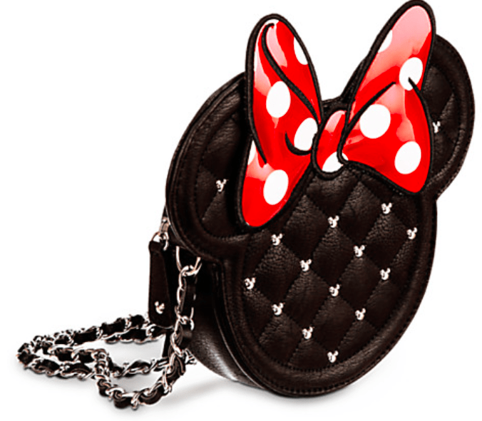 Minnie Mouse Icon Crossbody Loungefly