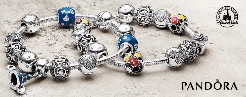 new Disney World Pandora jewelry