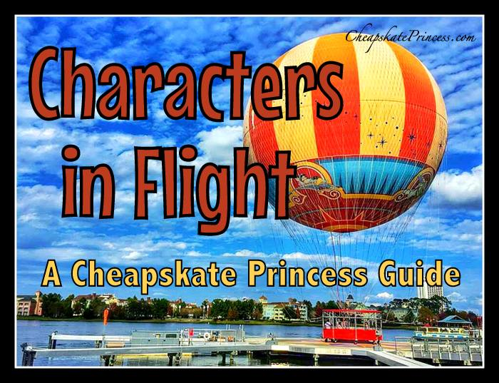 guide to Disney's Characters in Flight