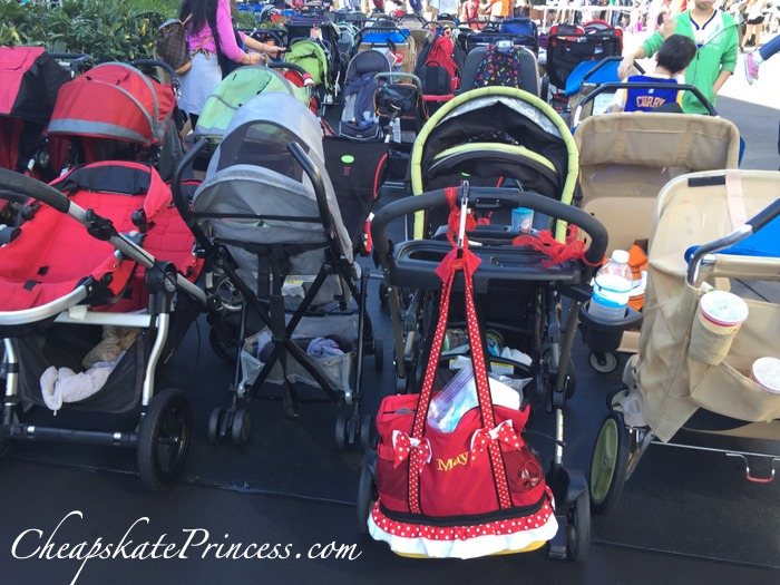 rent a stroller at Disney, kids like Disney World strollers, tips to moms on vacation, Disney moms