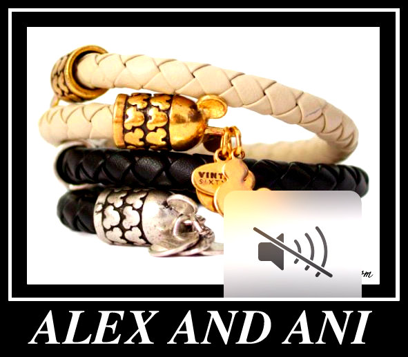 Alex and ani Disney jewelry