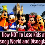 How to Keep Up with Kids at Walt Disney World and Disneyland
