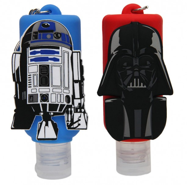 Disney Star Wars hand Sanitizers souvenirs