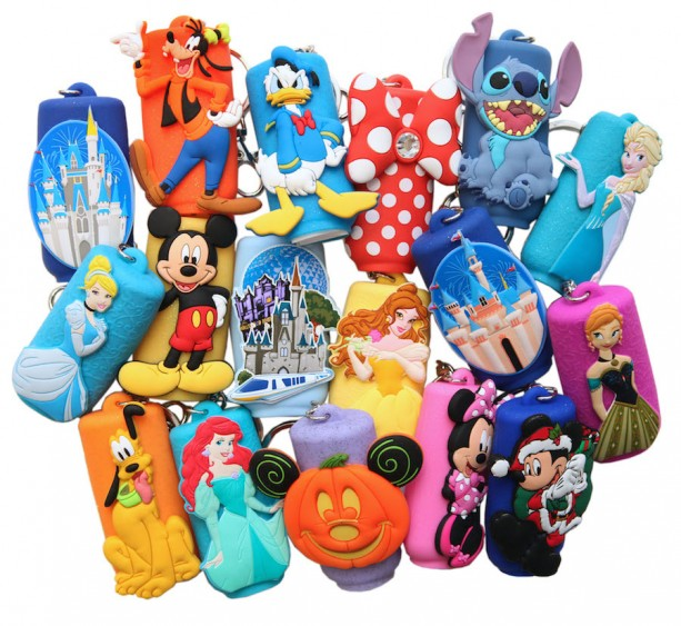 cheap Disney World Disneyland souvenirs hand sanitizers