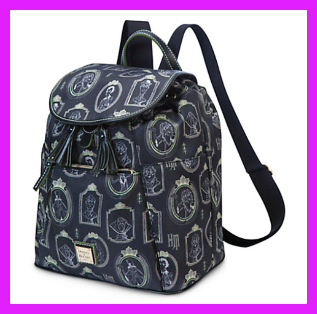 Disney Haunted Mansion Dooney backpack
