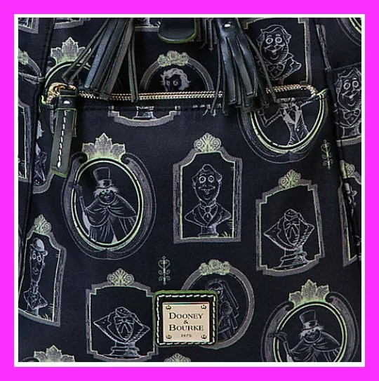 Disney's Haunted Mansion Dooney handbag