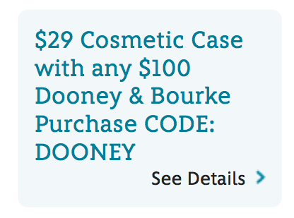 Dooney & Bourke free bag