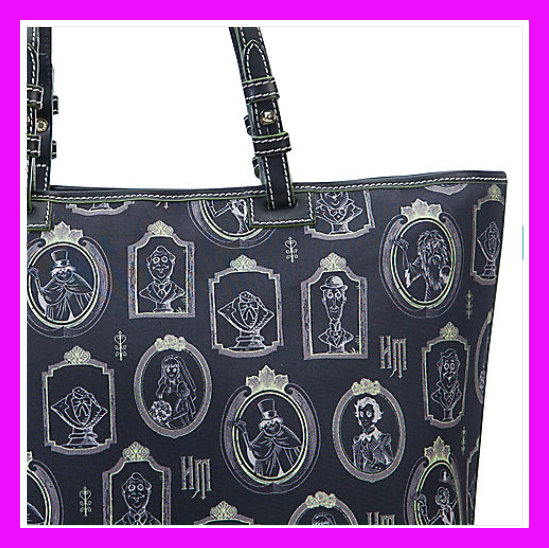 Haunted Mansion Nylon Leisure Shopper