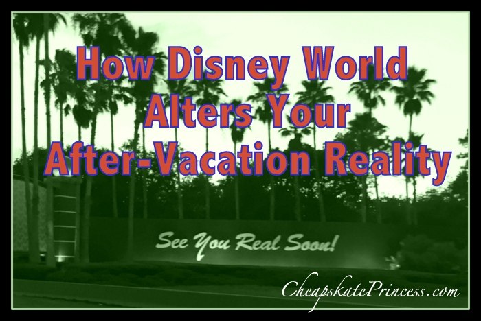 Disney World changes your life