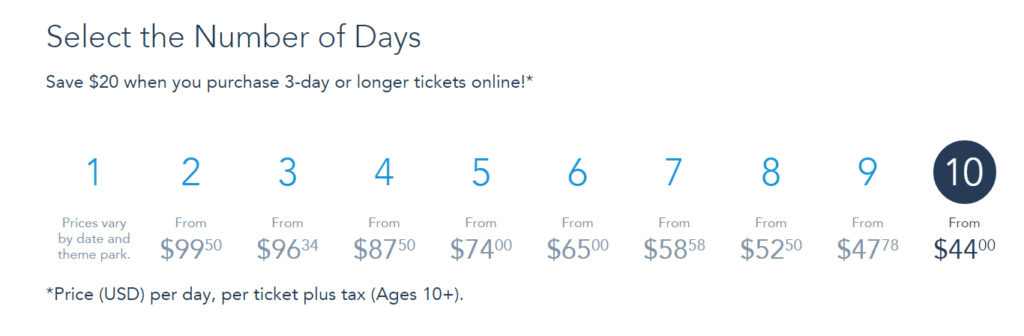 How to save money on Disney World and Disneyland tickets
