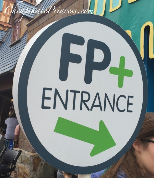 Disney World Fastpass + tips