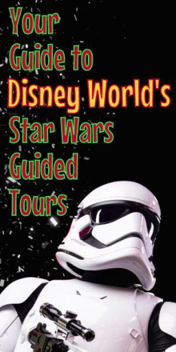 Disney guided tours, Star Wars Guided tour