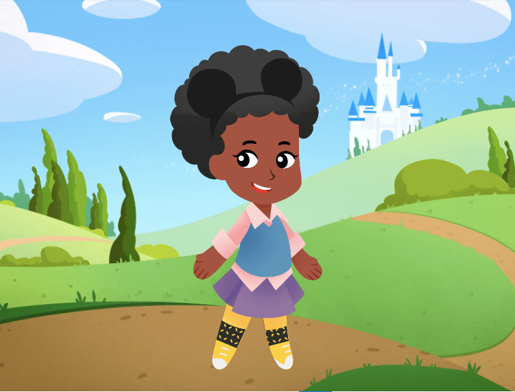 Disney Character Yourself skin color
