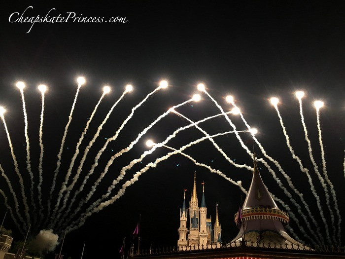 Disney Wishes fireworks show being replaced