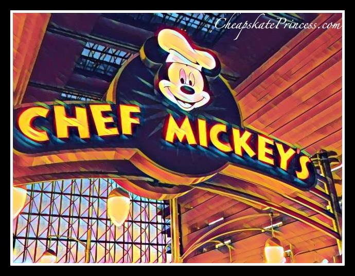 best place eat with kids at Disney World