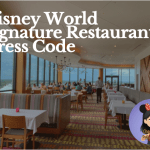 Disney Restaurant Dress Code for Signature Dining
