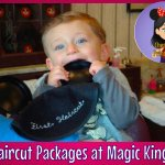 Magic Kingdom First Haircuts for Kids!