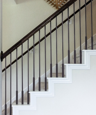 Cheap Stair Parts Shop Iron Balusters Handrail Treads Newels | The Iron Shop Stairs | Staircase Kits | Broomall Pennsylvania | Handrail | Lowes | Stair Railing