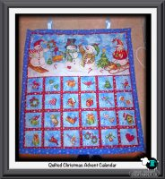 Quilted Calendar