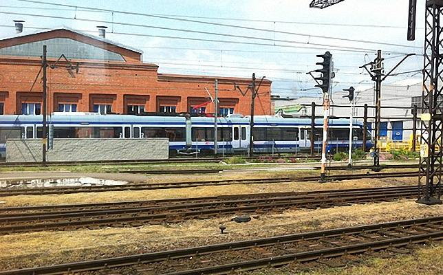 Search engine for cheap connections in PKP Intercity.