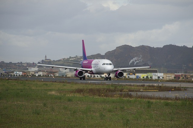 New Wizz Air route.