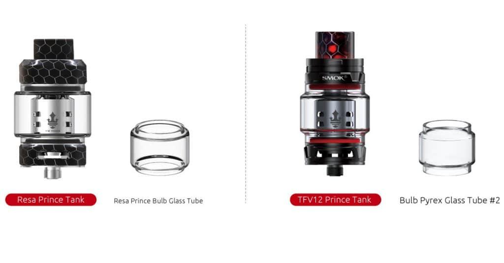 SMOK Resa Prince Tank :: Κεντρο Ηλεκτρονικου Τσιγαρου