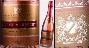 Lucien Albrecht Brut Rosé