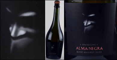 Alma Negra Rose Malbec