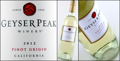 Geyser Peak Pinot Grigio