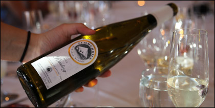Summerhill Pyramid Winery Riesling