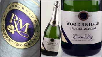 Woodbridge by Robert Mondavi Extra Dry Sparkling Wine