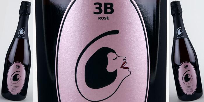 Filipa Pato 3B Brut Rosé