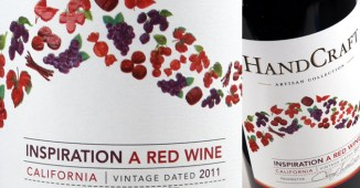 Handcraft Inspiration Red Wine