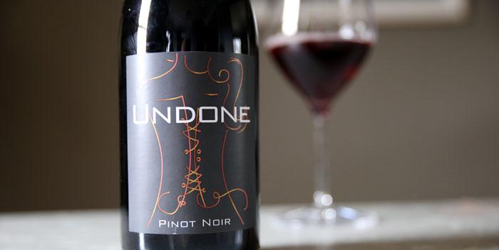 Undone Pinot Noir